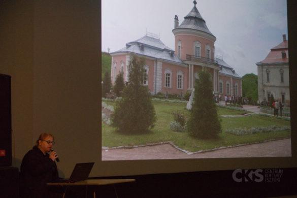 """Relacja Wykład """"Ziemia lwowska"""" dla Uniwersytetu Trzeciego Wieku"""
