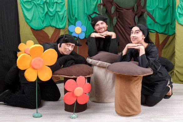 """Zdjęcie Ferie 2020: Spektakl dla dzieci """"Dusza lasu"""" Teatru Niewielkiego"""