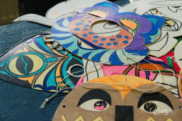 Relacja Ferie 2020: Maski karnawałowe