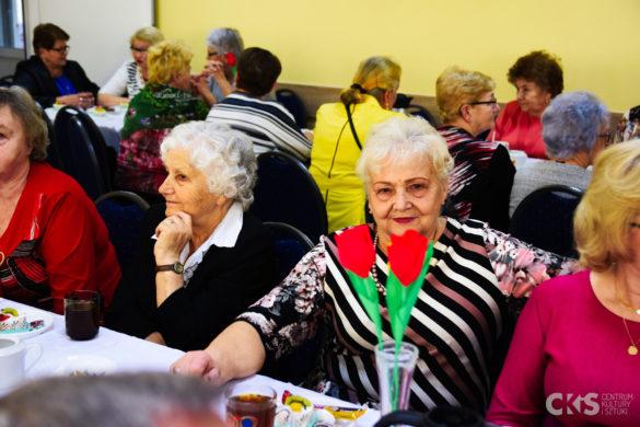 Relacja Klub Seniora Zacisze: Dzień Kobiet iDzień Mężczyzn