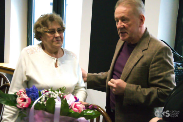Relacja Dziękujemy Teresie Walendzik za wieloletnią działalność na rzecz skierniewickich seniorów