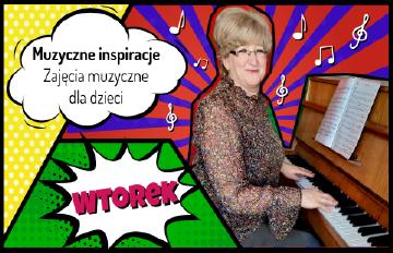 Relacja Muzyczne inspiracje. Zajęcia muzyczne dla dzieci