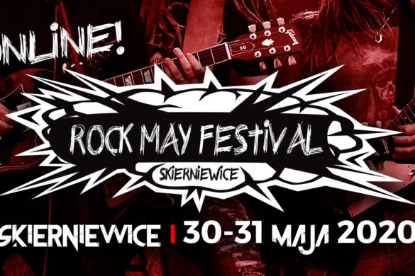 Zdjęcie XIX Rock May Festival online. Damy czadu!