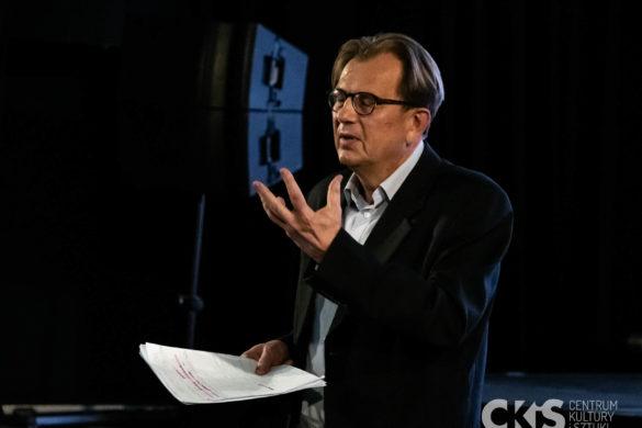 Relacja Ostatnie Granice: Szarlatan +spotkanie zJanuszem Wróblewskim
