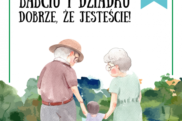 Relacja Wszystkiego najlepszego zokazji Dnia Babci iDnia Dziadka!