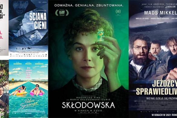 Zdjęcie Repertuar Kinoteatru Polonez wdniach 26 lutego-4 marca