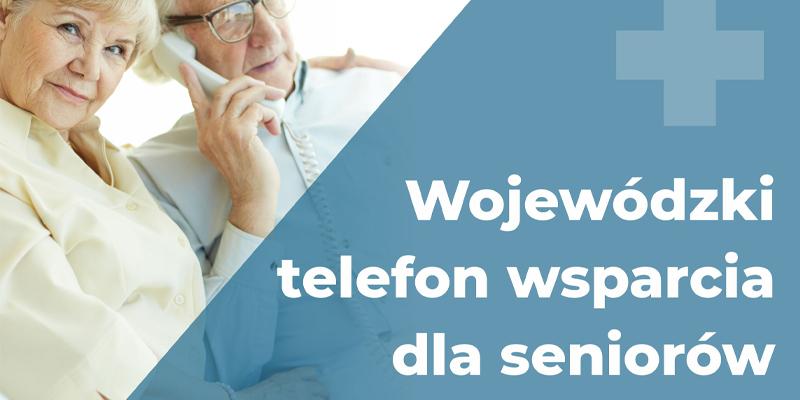 Wojewódzki telefon wsparcia