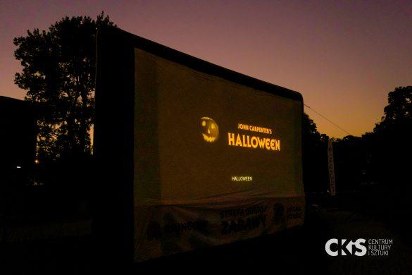 """Relacja Kultowe strachy nad rzeką: """"Halloween""""  Plener"""