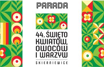 Zdjęcie Parada 44. Skierniewickiego Święta Kwiatów, Owoców iWarzyw