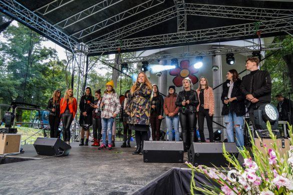 Relacja 44. Święto Kwiatów, Owoców iWarzyw: Grupa Wokalna Singers